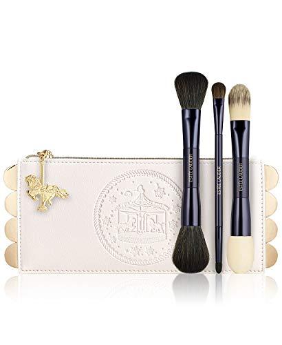Estee Lauder Base Contour Brush - Estee Lauder Simply Makeup Brush and Bag Kit Set