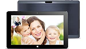 Tablet computer, Cube i10 Dual Boot Windows10 +Android, 10.6 Inch 1366 x 768 Capacitive Screen Intel Z3735F Quad Core 2GB RAM 32GB ROM OTG HDMI