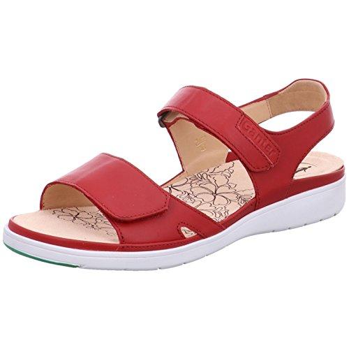 Ganter Gina-g, WoMen Heels Sandals Red (Rosso 4100)