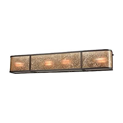 Elk Lighting 15039/4 Vanity fixtures, Bronze