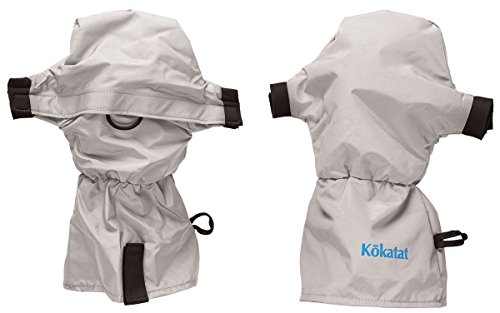 Kokatat Hydrus Kayak Mitts-LightGray (Kokatat Kayak)