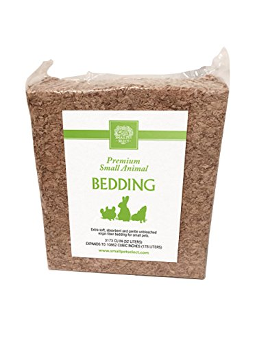 Small Pet Select Natural Paper Bedding, 56 L
