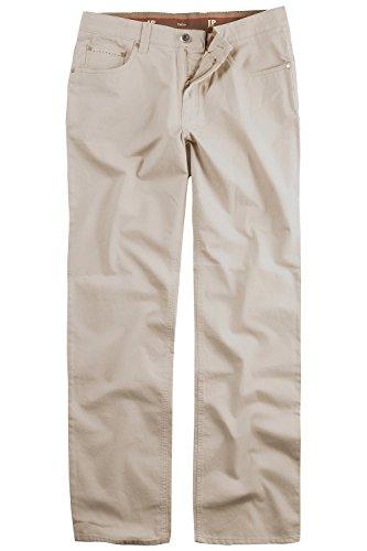 JP 1880 Homme Grandes tailles Pantalon stretch 5 poches sable 26 705252 22-26