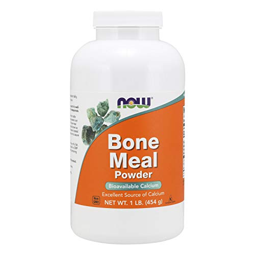 NOW Supplements Bone Meal