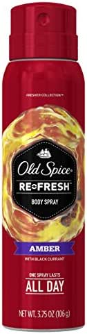 Deodorant: Old Spice Fresher Collection