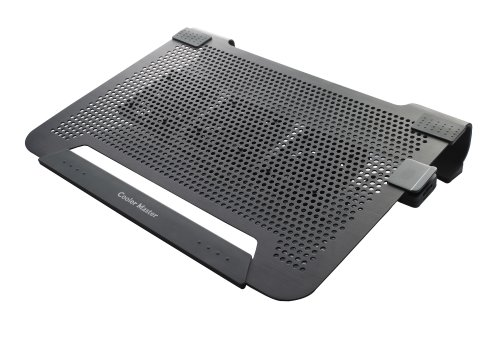 Coolermaster Notepal U3 Cooler for Notebook - Black