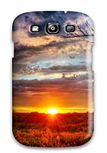 Hot Premium Sunrise Heavy-duty Protection Case For Galaxy S3 4941179K34298431