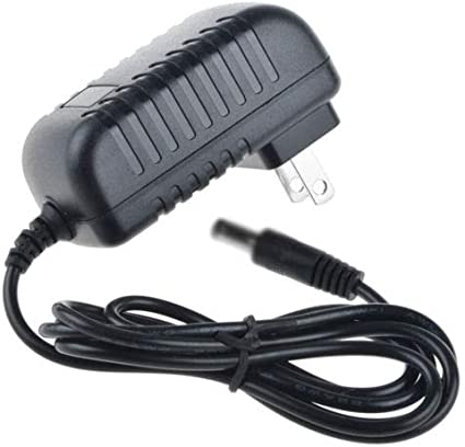 AC//DC Adapter Charger Cord Cable for Nyne Bass Portable Wireless Speaker Power