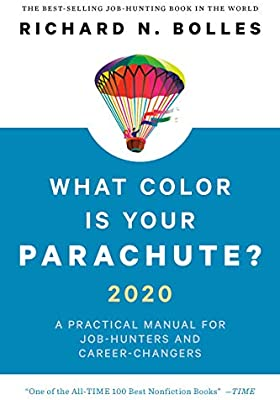 Best Nonfiction Of 2020 What Color Is Your Parachute? 2020: A Practical Manual for Job