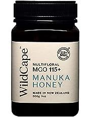 WildCape MGO 115+ Manuka Honey, 500 g
