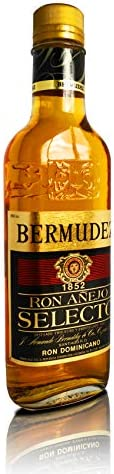 Bermudez Ron 7 Años Añejo Selecto - 350 ml: Amazon.es ...