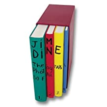 Jim Dine: The Photographs, So Far (Vol. 1 - 4) (v. 1-4) by Andy Grundberg (2003-07-02)