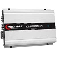 TARAMPS TS2000X4 Taramp 4 Ch 2000 Watts 2 Ohm Car Amp