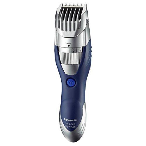 Panasonic All-in-One Wet/Dry Cordless Multigroom Turbo-Powered Hair Beard & Mustache Trimmer Grooming Kit