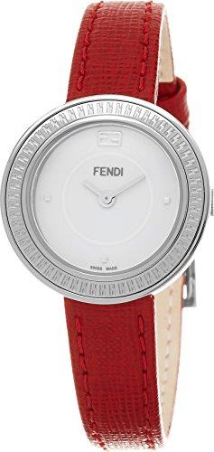 Buy fendi white leather dress - 7