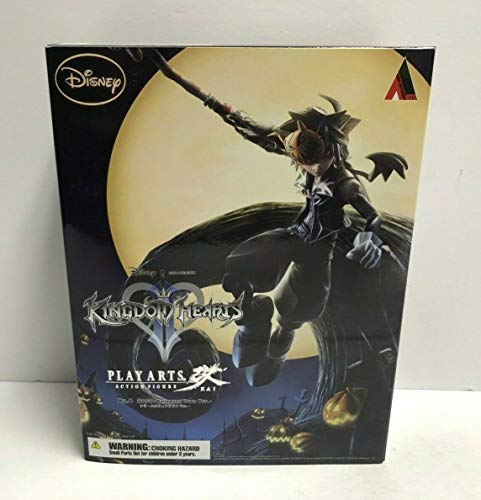 Kingdom Hearts Ii Sora Halloween Town - Play Arts Kingdom Hearts 2 Disney