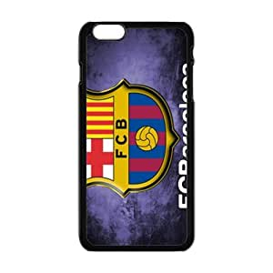 DAZHAHUI FCB Logo Design Fashion Comstom Plastic case cover For Iphone 6 Plus