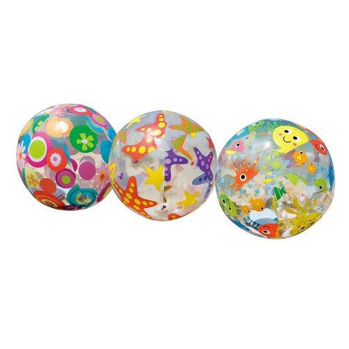 3 opinioni per INTEX Pallone Fantasia, Colore Assortito, 51 cm 59040
