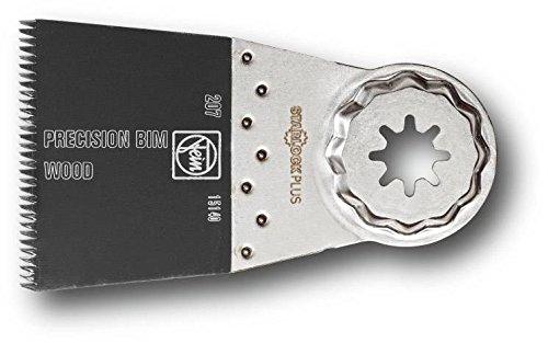 SLP 50mm x 55mm FEIN 63502207210 E-Cut Precision BIM-S/ägeblatt colour coded