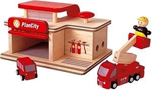 Plan City Fire Station