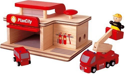 Plan City Fire Station
