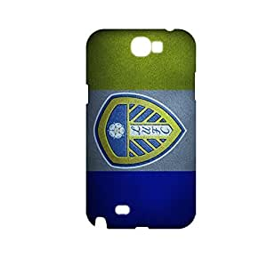 Generic Abs Back Phone Covers For Boy Printing With Leeds United Afc For Samsung Galaxy Note2 Full Body Choose Design 1-3