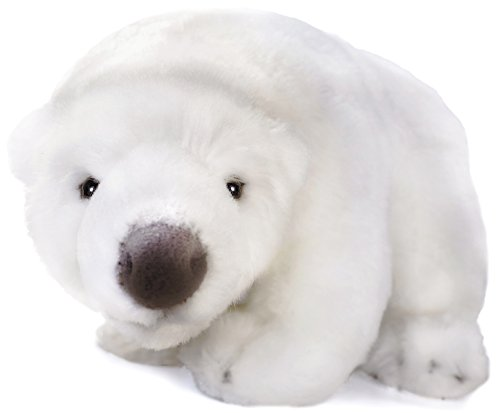 big stuffed animal polar bear - 1