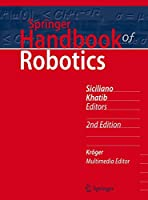 Springer Handbook of Robotics, 2nd Edition Front Cover