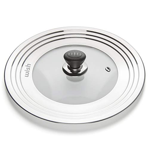Buy glass cooking pan with lid