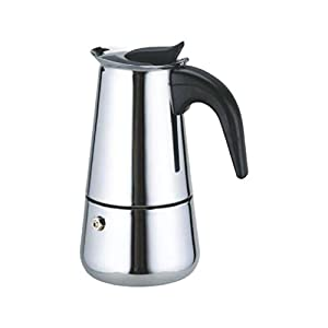 Pigeon Xpresso Stainless Steel Coffee Perculator, 500ml, Silver