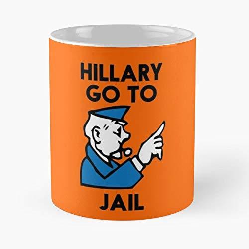 Clinton Hillary Election Coffee Mugs Best ()