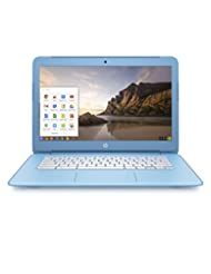 HP Chromebook 14-ak060nr 14-Inch Laptop (Intel Celeron N2940,...