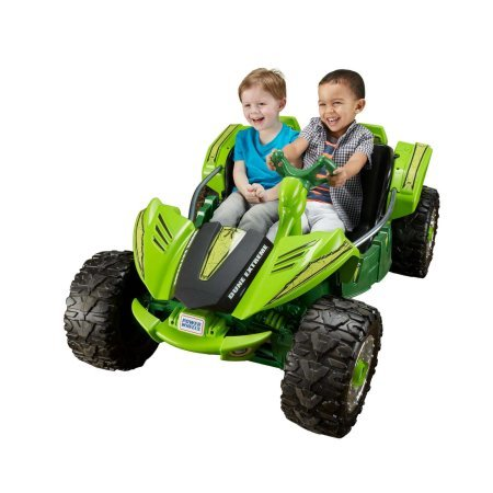 Fisher-Price Power Wheels Dune Racer Extreme 12-Volt Battery-Powered Ride-On by Power Wheels