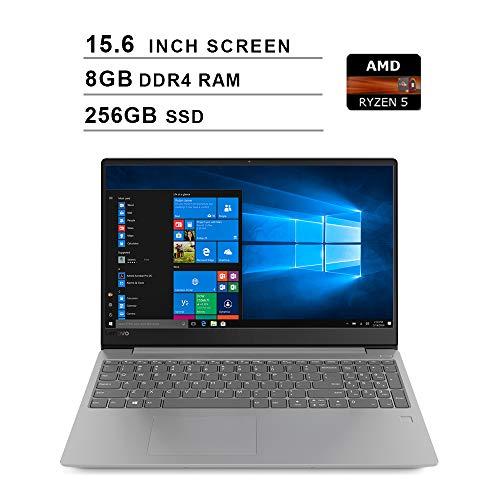 2020 Newest Lenovo Ideapad 330s 15.6 Inch Laptop (AMD Quad-Core Ryzen 5 2500U up to 3.6GHz, 8GB DDR4 RAM, 256GB SSD, AMD…