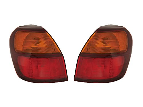 (For Subaru Outback Wagon 00 01 02 03 04 Tail Light Lamp Pair 84201Ae16A 84201Ae17A)