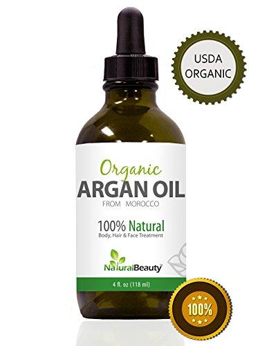 Марокканский Аргана масло - для потрясающих волосы, лицо, кожа, и ногти, что на 100% Natural & Organic Anti-Aging Аргана масло существенно уменьшает морщины, увлажняет Оболочки и предотвращает спутывание. Это мощный антиоксидант придает волосам, коже и ма