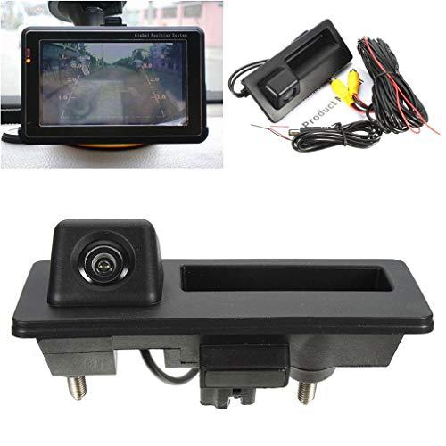 Topfire 110°Horizontal Angle 520 TV Lines Resolution 120°Lens Angle Backup Rear View Camera for Golf Jetta