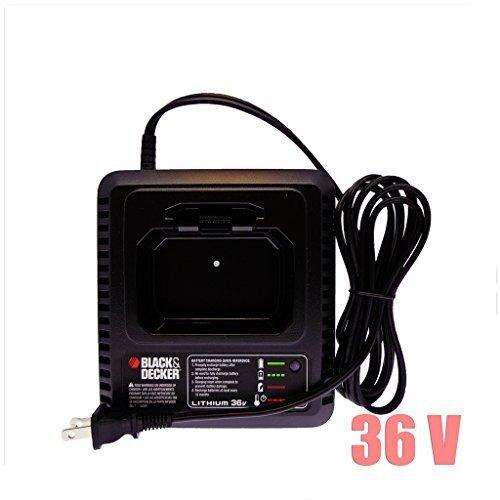 black and decker 36 volt lithium - 6