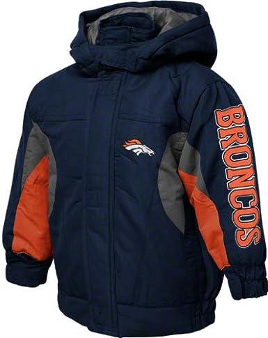 info for 0224a 480d8 Amazon.com : Reebok Denver Broncos NFL Boys, Youth Winter ...