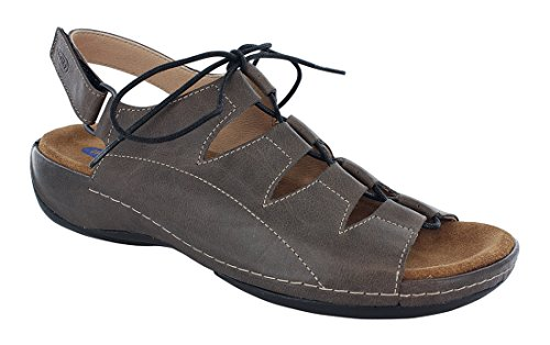 Wolky Women's Kite Navy Smooth Leather Size - 42