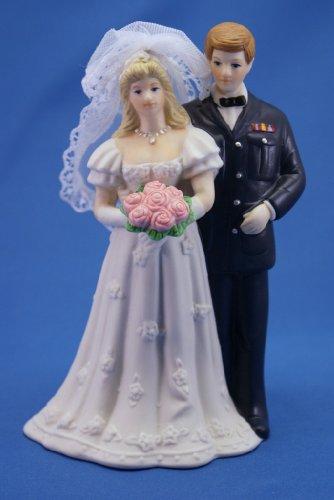 Air Force Figurine / Wedding Cake -