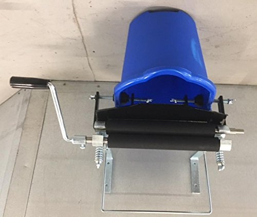 Universal Bucket/pail Wringer Detail Shop Garage Auto Rv Chamois Towel Wall or Floor Mount