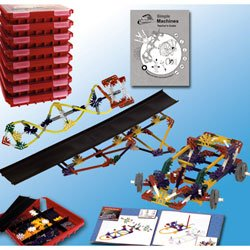 (KNEX Education Intro to Simple Machines: Wheels, Axles, and Inclined Planes)