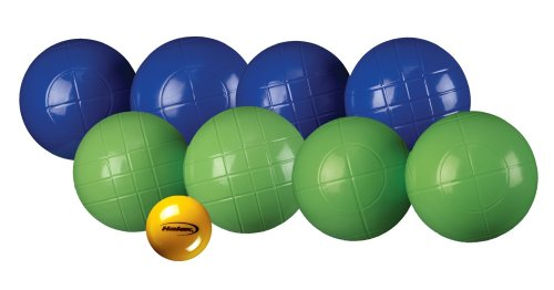 Halex Select Series Bocce Set (100mm Composite Molded Balls)