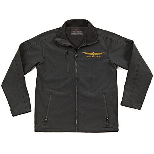 Honda GoldWing Goldwing Soft Shell chaqueta negro para hombre: Amazon.es: Coche y moto