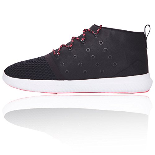 Under Armour Charged 24/7 Womens Mid Zapatillas Para Correr - AW16 Negro