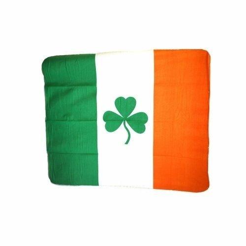 Patricks Ireland Shamrock Clover Blanket product image
