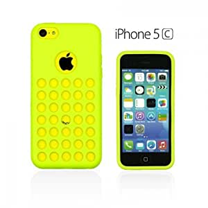 OnlineBestDigital - Colorful Outer Case for Apple iPhone 5C - Green