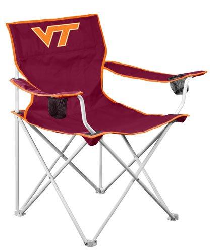 NCAA VA Tech Hokies Deluxe Folding ()
