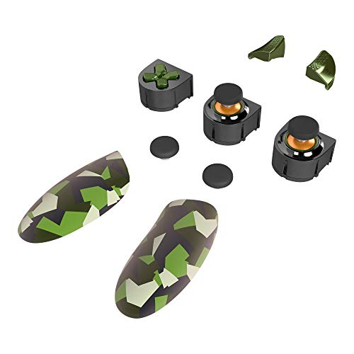 Thrustmaster ESWAP X Green Color Pack (Xbox One, Series X | S y Windows)